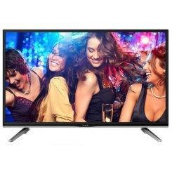 Фото Телевизор Bravis LED-32E3000 Smart + T2 Black