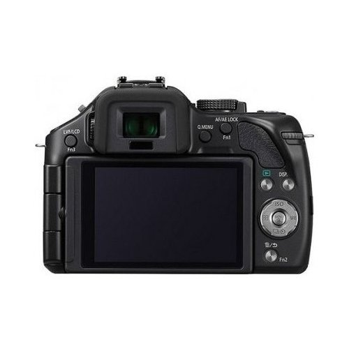 Фото Цифровые фотоаппараты Panasonic DMC-G5XEE-K 14-42 Kit