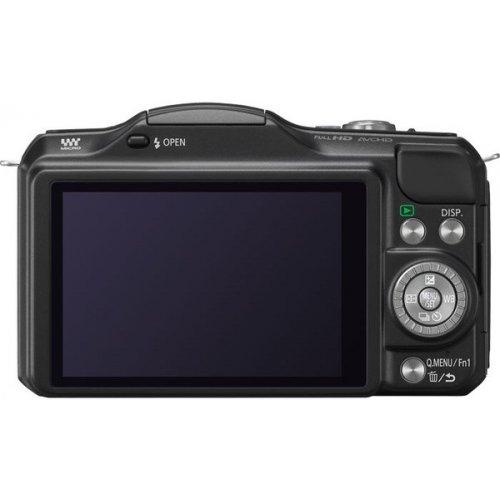 Фото Цифровые фотоаппараты Panasonic DMC-GF5KEE-K 14-42 Kit