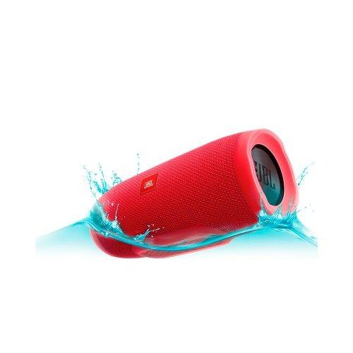 Фото Портативная акустика JBL Charge III (JBLCHARGE3REDEU) Red
