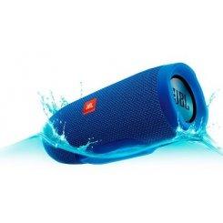 Фото Акустическая система JBL Charge III (JBLCHARGE3BLUEU) Blue