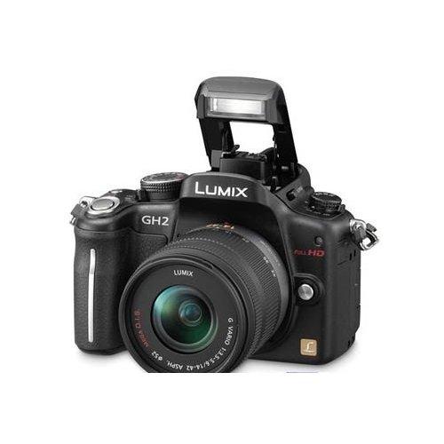 Фото Цифровые фотоаппараты Panasonic DMC-GH2KEE-K 14-42 Kit