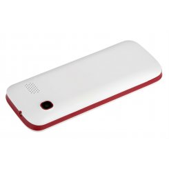 Фото Мобильный телефон Nomi i244 White/Red