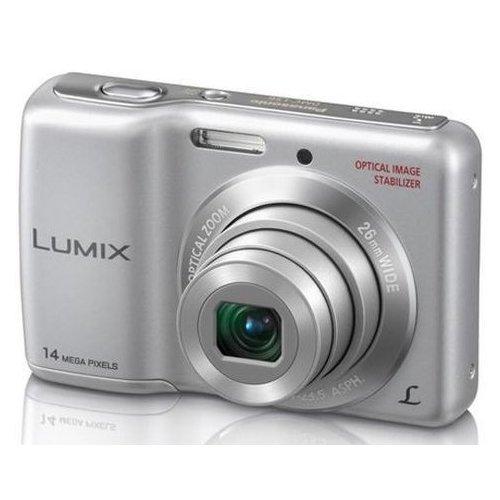 Фото Цифровые фотоаппараты Panasonic DMC-LS6EE-S Silver
