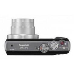 Фото Цифровые фотоаппараты Panasonic DMC-TZ25EE-K Black
