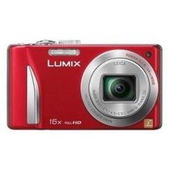 Фото Цифровые фотоаппараты Panasonic DMC-TZ25EE-R Red