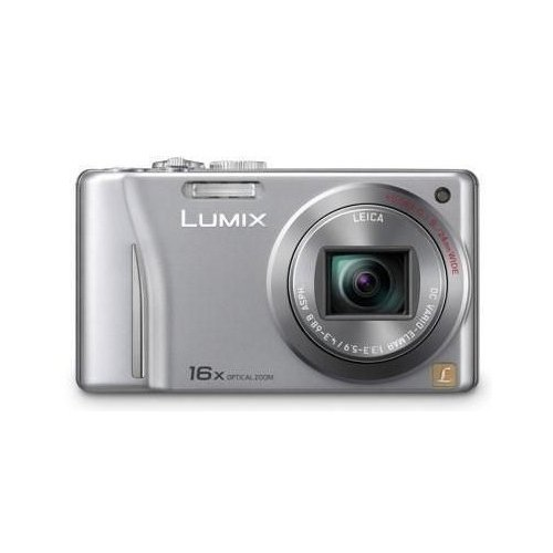 Фото Цифровые фотоаппараты Panasonic DMC-TZ25EE-S Silver