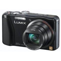 Фото Цифровые фотоаппараты Panasonic DMC-TZ30EE-K Black