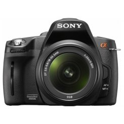 Фото Цифровые фотоаппараты Sony Alpha A390 18-55 Kit