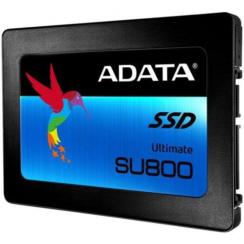 Фото SSD-диск ADATA Ultimate SU800 TLC 256GB 2.5'' (ASU800SS-256GT-C)