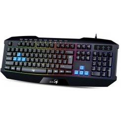 Фото Клавиатура Genius Scorpion K215 USB (31310474105) Black