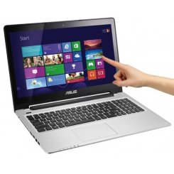 Фото Ноутбук Asus VivoBook S550CA-CJ006H Silver