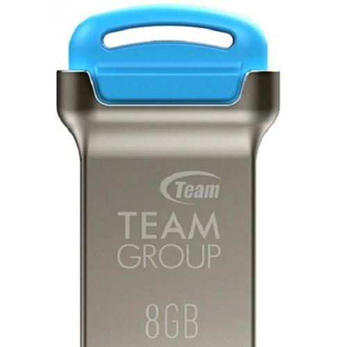 Фото Накопитель Team C161 8GB USB 2.0 Blue (TC1618GL01)