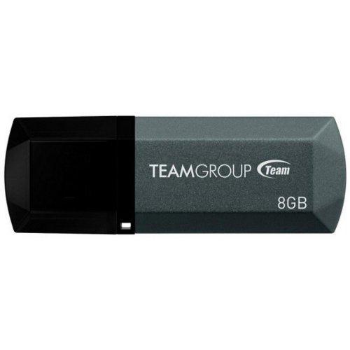 Фото Накопитель Team C153 8GB USB 2.0 Black (TC1538GB01)