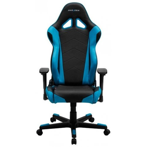 Фото Кресло DXRacer Racing (OH/RЕ0/N) Black/Blue