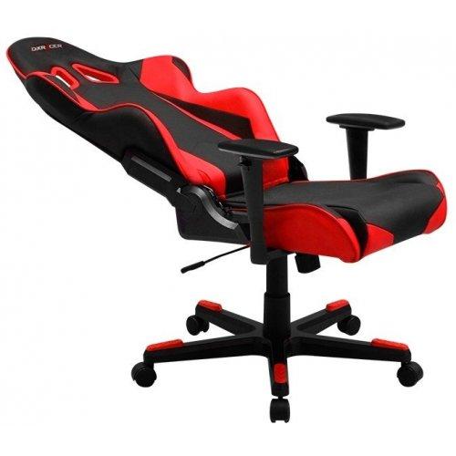Фото Игровое кресло DXRacer Racing (OH/RЕ0/N) Black/Red