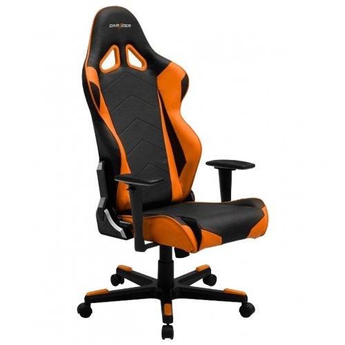Фото Игровое кресло DXRacer Racing (OH/RЕ0/N) Black/Orange