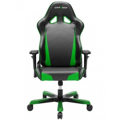 Фото Игровое кресло DXRacer Tank (OH/TS29/N) Black/Green