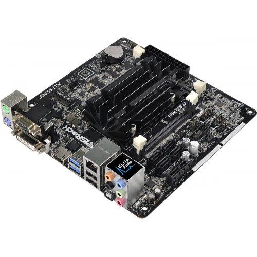 Фото Материнская плата AsRock J3455-ITX (Intel J3455)