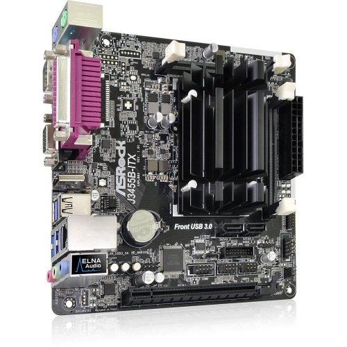 Фото Материнская плата AsRock J3455B-ITX (Intel J3455)