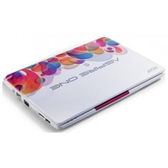 Фото Ноутбук Acer Aspire One D270-268w (NU.SGNEU.005) White Balloon