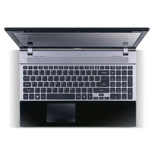 Фото Ноутбук Acer Aspire V3-551G-10468G1TMAKK (NX.M0FEU.013) Black