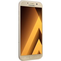 Фото Смартфон Samsung Galaxy A7 A720F Gold