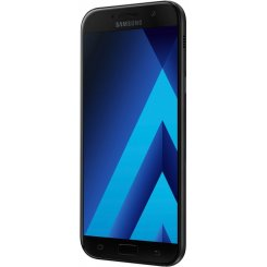 Фото Смартфон Samsung Galaxy A3 A320F Black