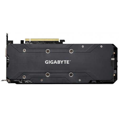 Фото Видеокарта Gigabyte GeForce GTX 1060 G1 Gaming 6144MB (GV-N1060G1 GAMING-6GD R2.0)