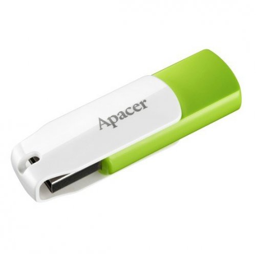 Фото Накопитель Apacer AH335 16GB USB 2.0 Green (AP16GAH335G-1)