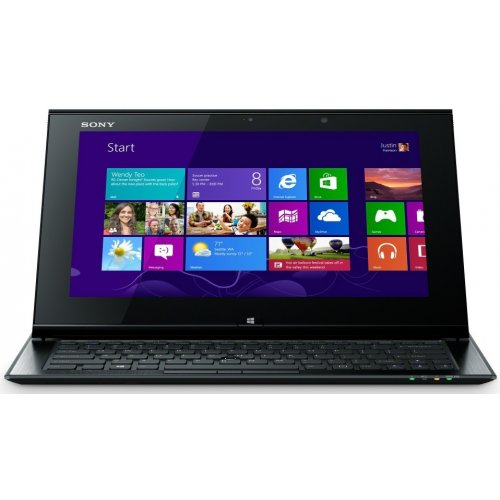 Фото Ноутбук Sony VAIO D1121X9RB Black