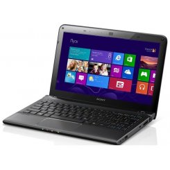 Фото Ноутбук Sony VAIO E1112M1RB Black
