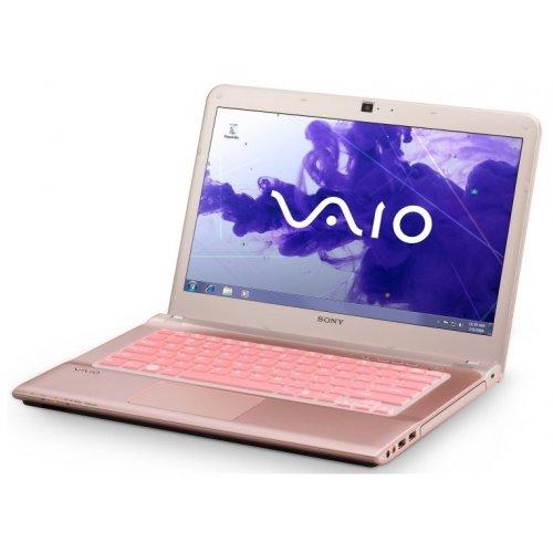 Фото Ноутбук Sony VAIO E14A1V6RP Pink