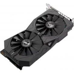 Фото Видеокарта Asus ROG GeForce GTX 1050 STRIX OC 2048MB (STRIX-GTX1050-O2G-GAMING)