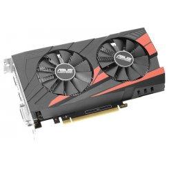 Фото Видеокарта Asus GeForce GTX 1050 Ti Expedition OC 4096MB (EX-GTX1050TI-O4G)