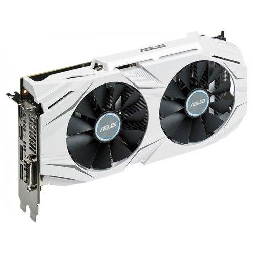 Фото Видеокарта Asus Radeon RX 480 Dual OC 8192MB (DUAL-RX480-O8G)