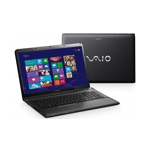 Фото Ноутбук Sony VAIO E1712Z1RB Black