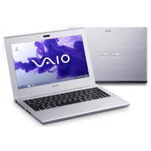 Фото Ноутбук Sony VAIO T1111Z9RS Silver