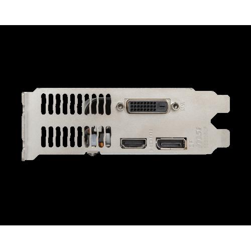Фото Видеокарта MSI GeForce GTX 1050 Ti 4096MB (GTX 1050 TI 4GT LP)