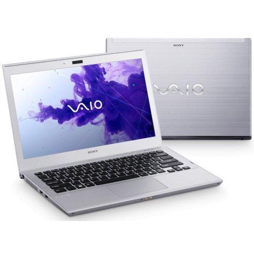Фото Ноутбук Sony VAIO T1311M1RS Silver