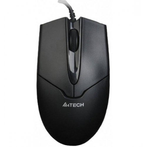Фото Мышка A4Tech OP-550NU USB Black