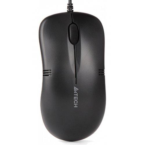 Фото Мышка A4Tech OP-560NU USB Black