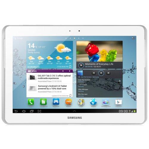 Фото Планшет Samsung P5100 Galaxy Tab 2 10.1 3G 32GB White