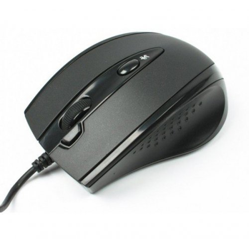 Фото Мышка A4Tech N-770FX USB Black