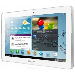 Фото Планшет Samsung P5110 Galaxy Tab 2 10.1 32GB White