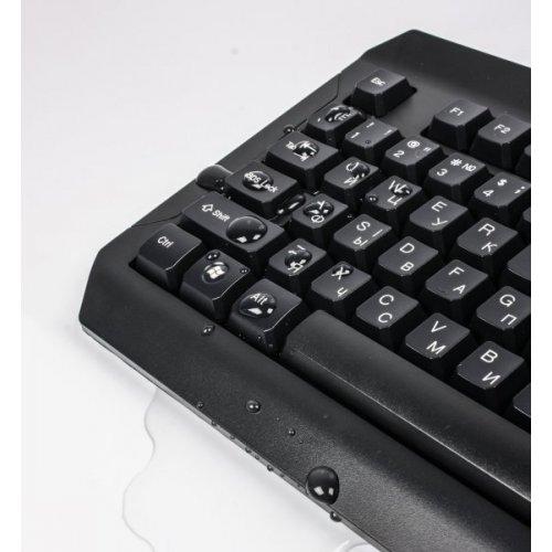Фото Клавиатура A4Tech K-100 USB Black