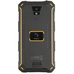 Фото Смартфон Sigma mobile X-treme PQ24 Black-Orange