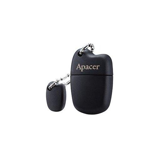 Фото Накопитель Apacer AH118 16GB USB 2.0 Black (AP16GAH118B-1)