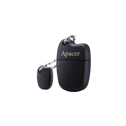 Фото Накопитель Apacer AH118 32GB USB 2.0 Black (AP32GAH118B-1)
