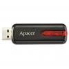 Фото Накопитель Apacer AH326 64GB USB 2.0 Black (AP64GAH326B-1)